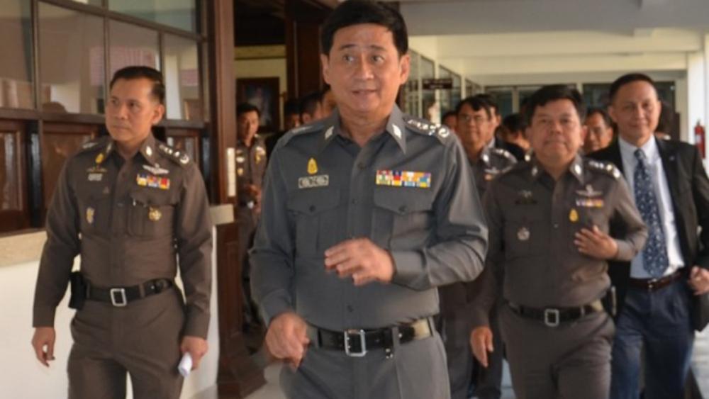 พลตำรวจเอก เพรียวพันธ์ ดามาพงศ์