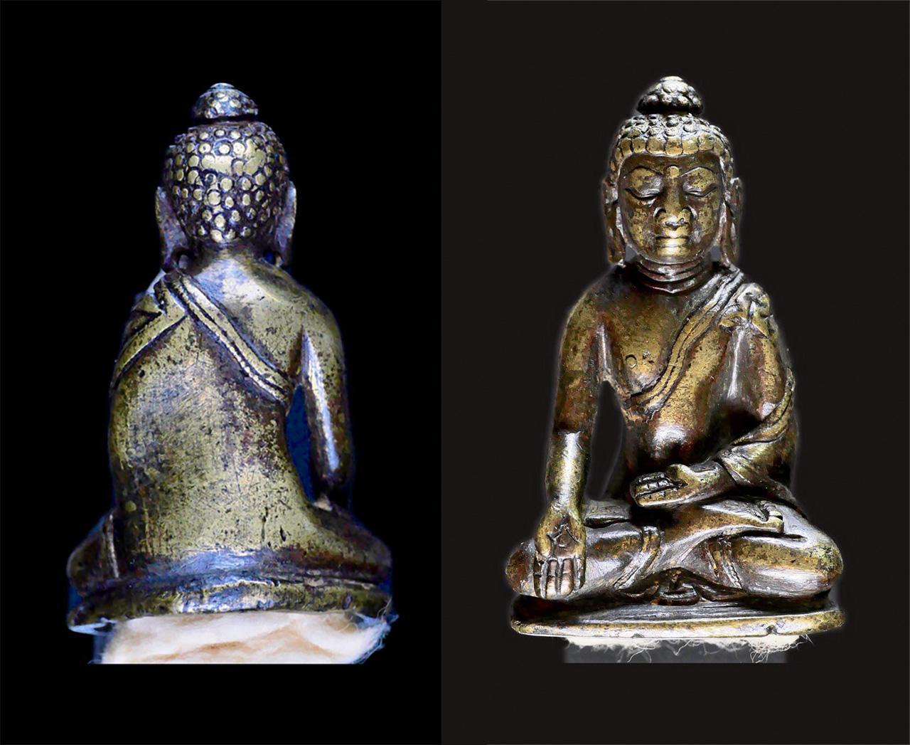 พระอมิตาภพุทธเจ้า พุทธศิลป์สมัยราชวงศ์หมิง.