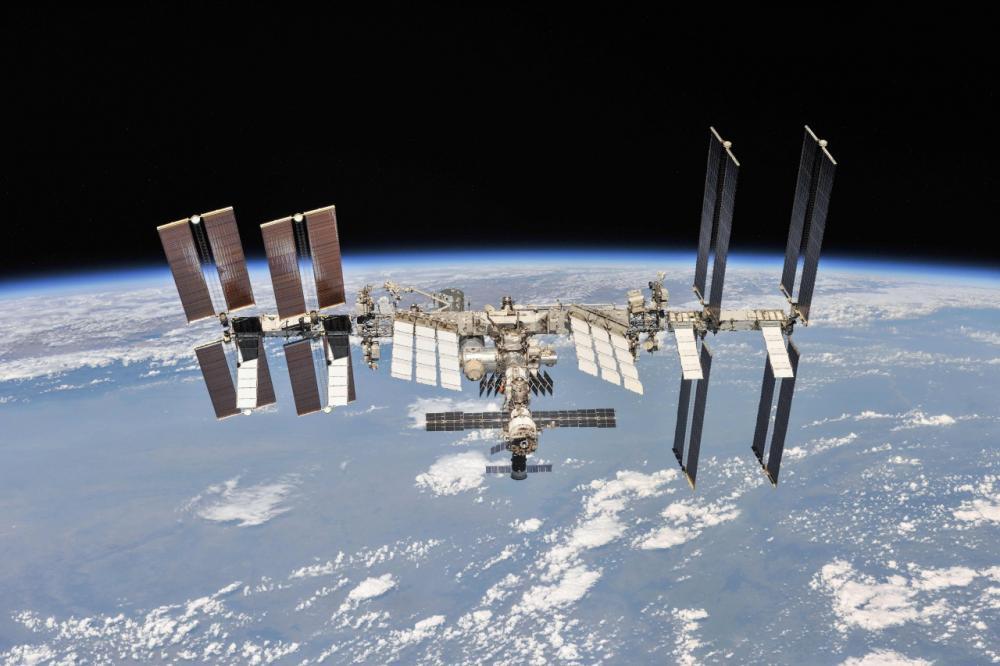 สถานีอวกาศนานาชาติ
