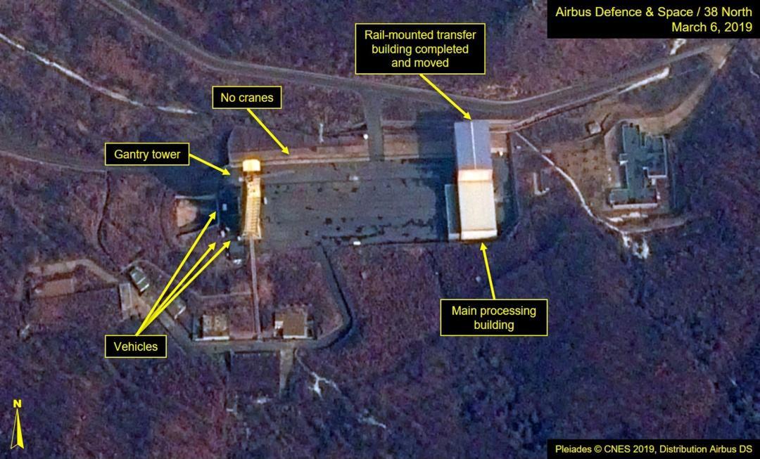 ภาพถ่ายดาวเทียม ที่ศูนย์โซแฮ