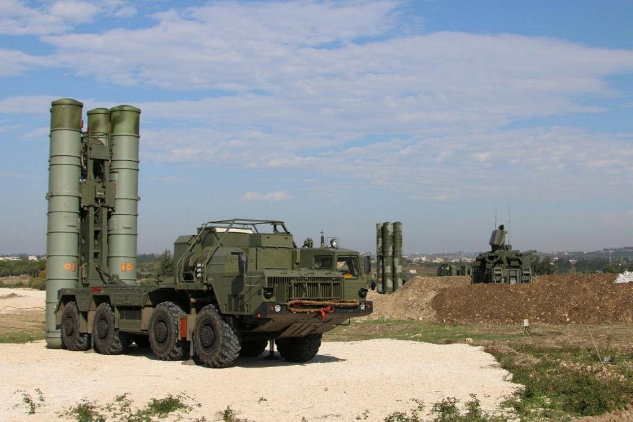 ระบบต่อต้านขีปนาวุธ S-400 ของรัสเซีย