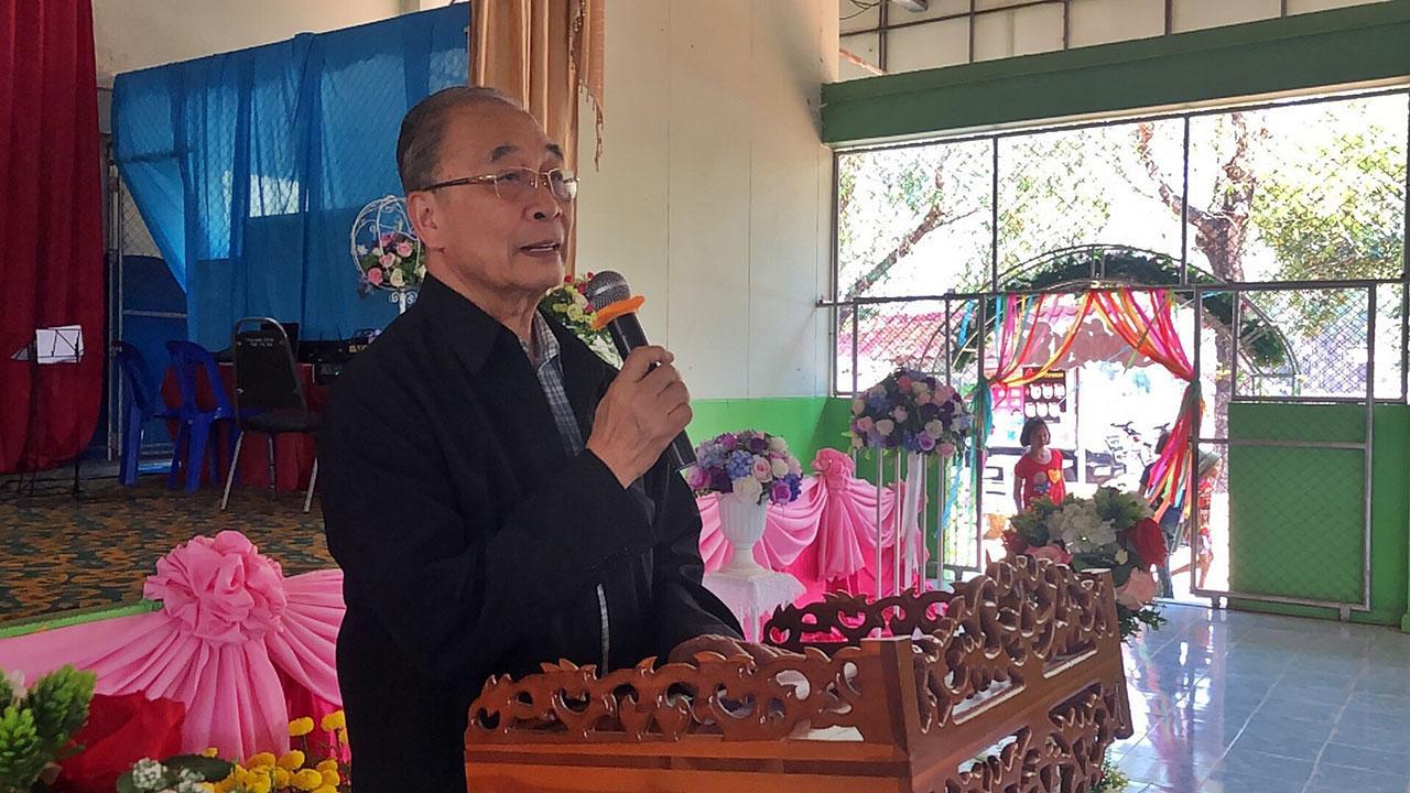 นายมานิจ สุขสมจิตร บรรณาธิการอาวุโส และประธานโครงการโรงเรียนไทยรัฐวิทยาเพื่อชุมชนในชนบท กล่าวถึงที่มาของการก่อตั้งร.ร.ไทยรัฐวิทยาตั้งแต่แห่งแรกจนถึงปัจจุบัน