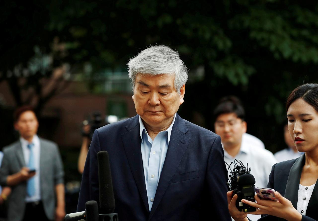 โช ยัง-โฮ ประธานคณะเจ้าหน้าที่บริหารของโคเรียนแอร์