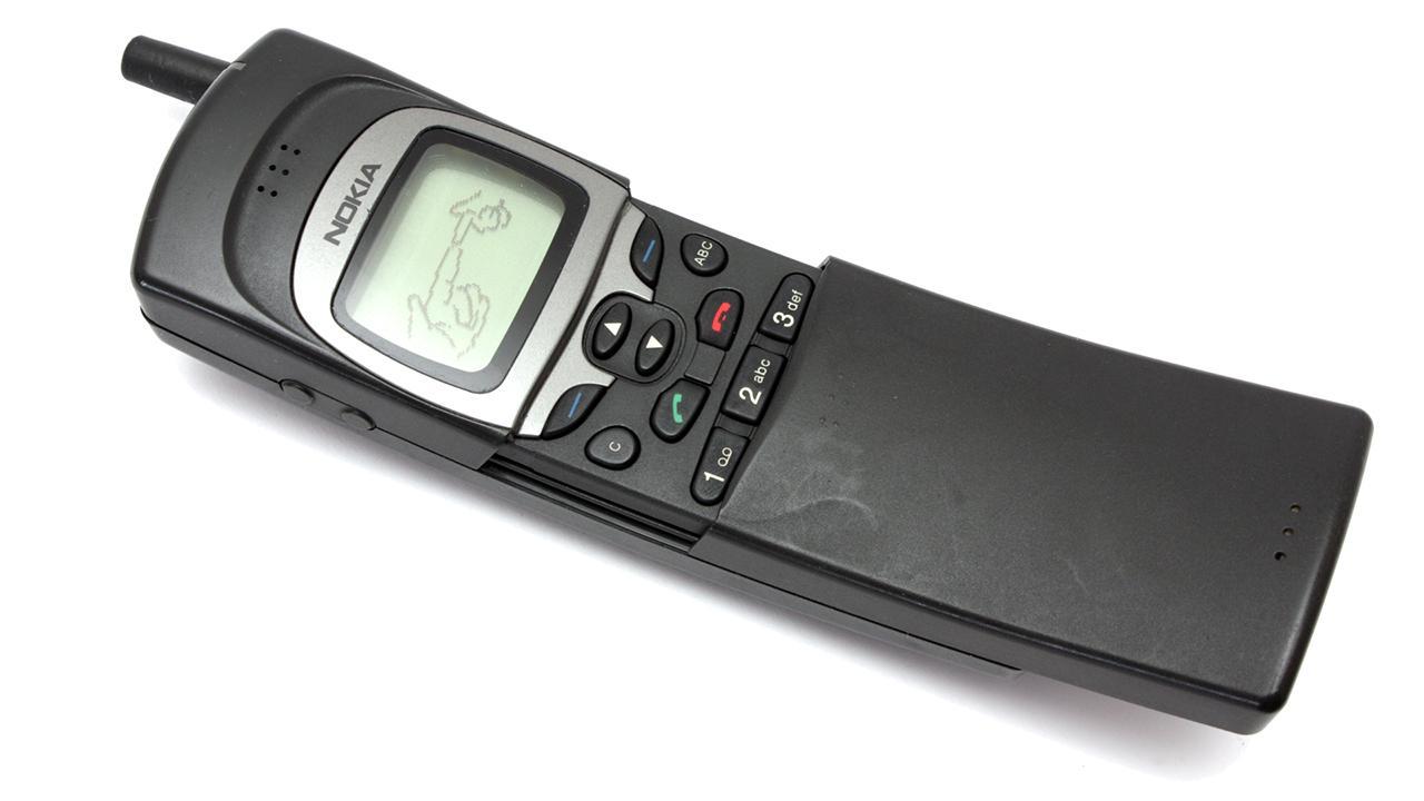 The Matrix Phone