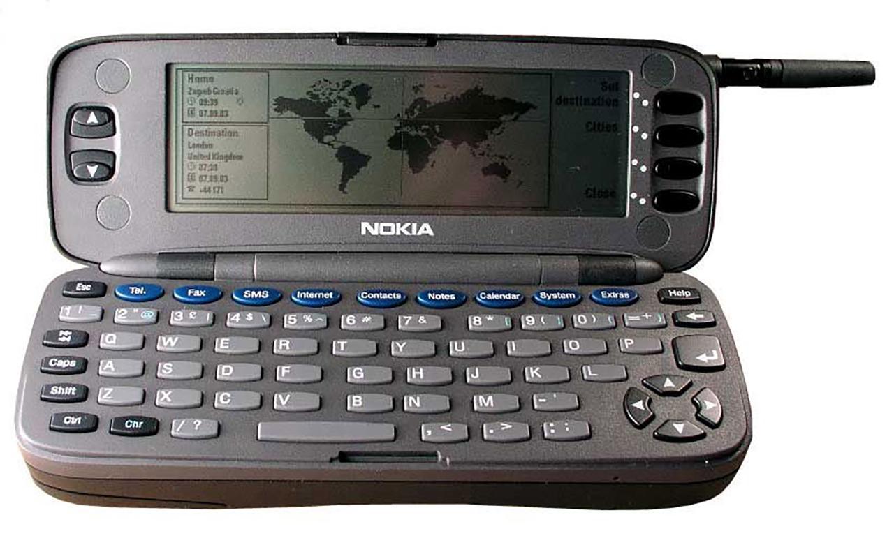 Nokia 9000 Communication