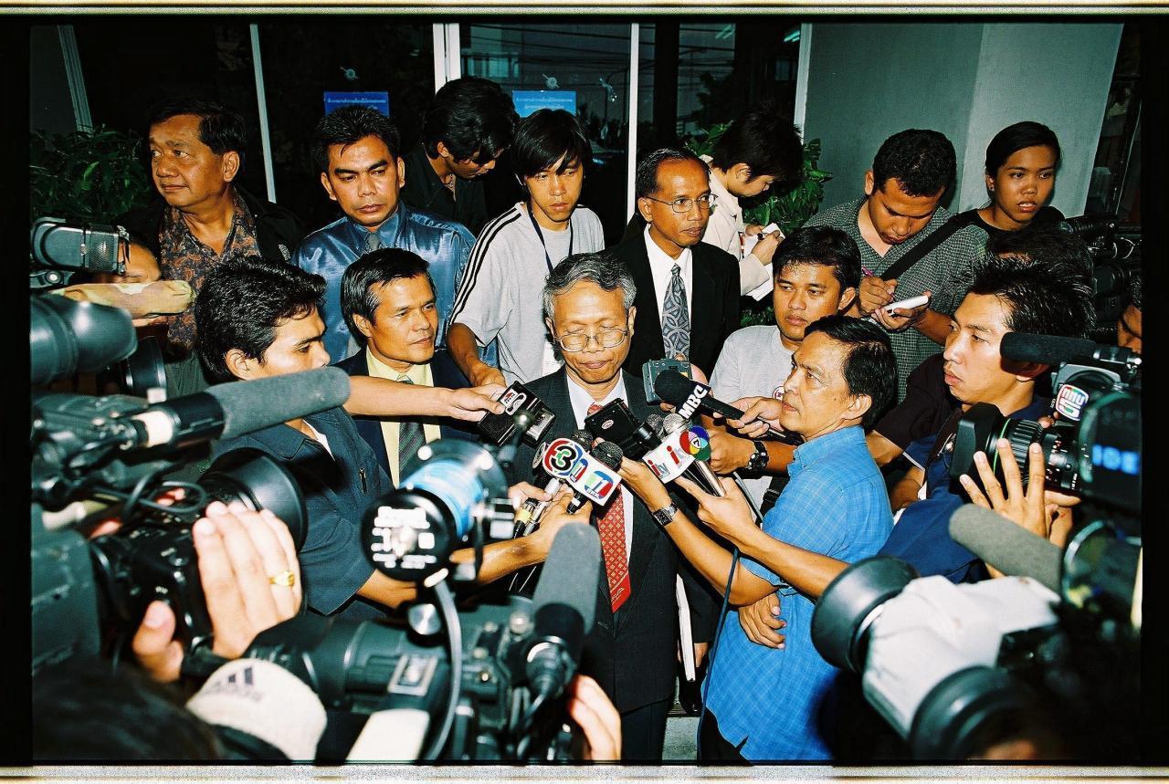 ทนายสมชาย นีละไพจิตร เมื่อครั้งยังมีชีวิต