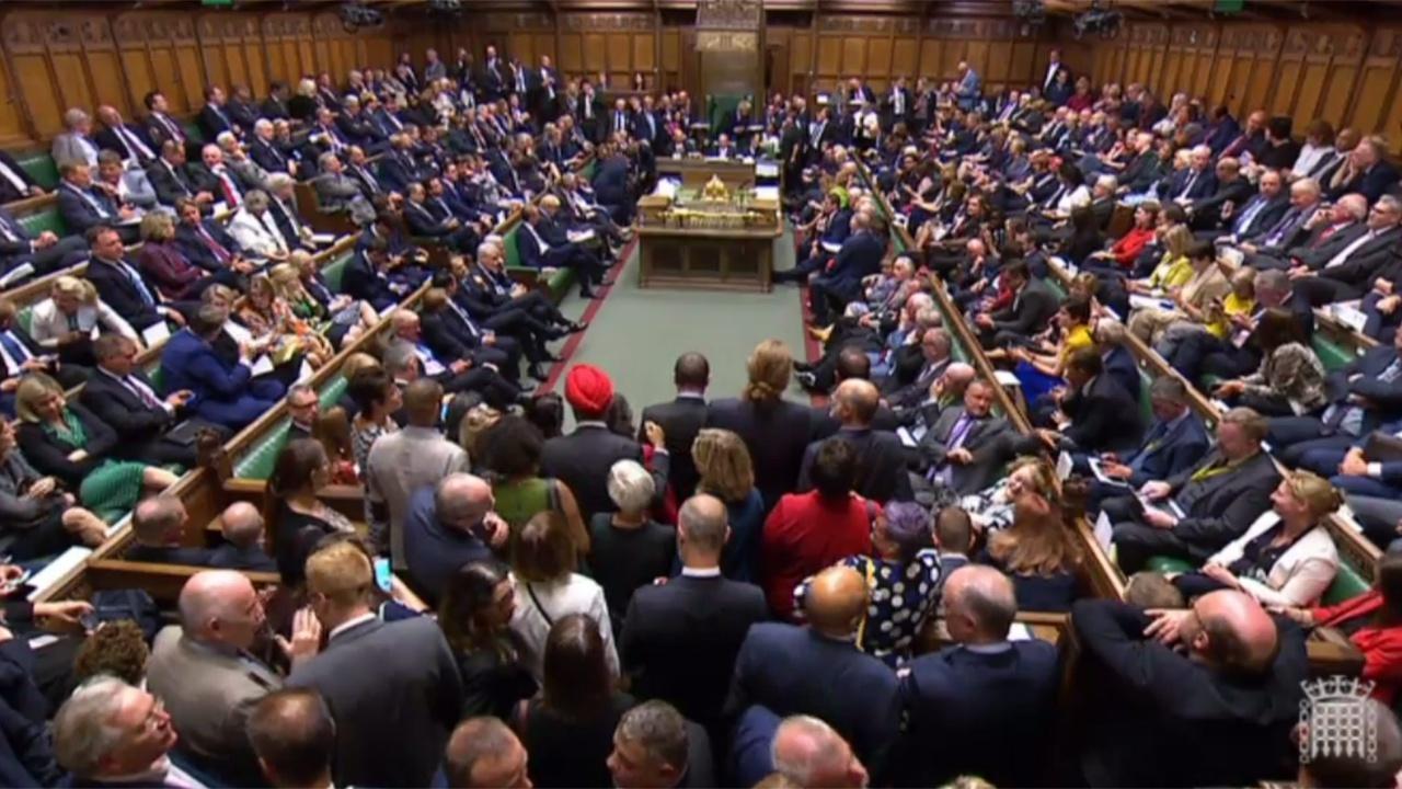 สมาชิกสภาผู้แทนราษฎรอังกฤษ