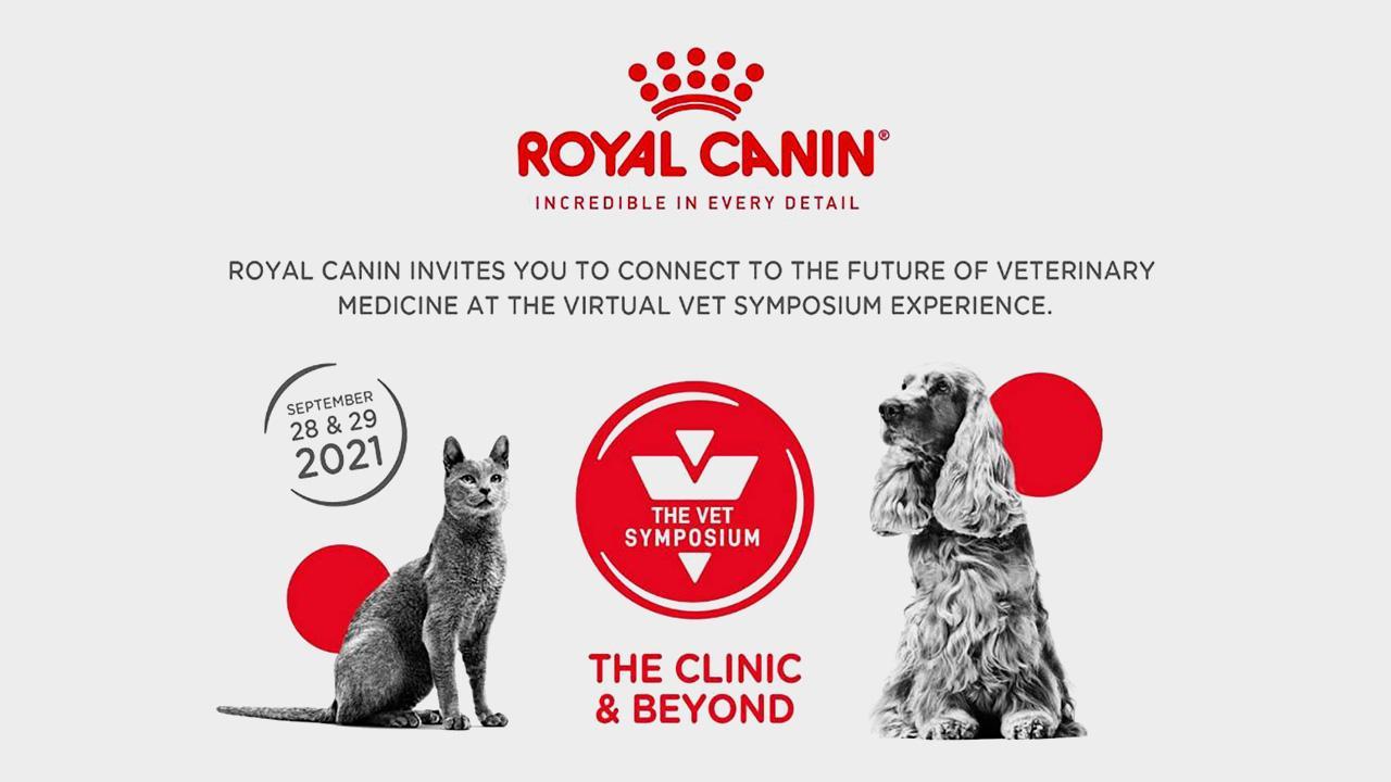 โรยัล คานิน จัดงานสัมมนา Vet Symposium 2021 แลกเปลี่ยนความรู้เพื่อการดูแลรักษาสัตว์เลี้ยง