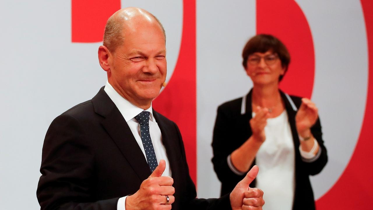 ลุ้นระทึก เลือกตั้งเยอรมนี Exit Poll ชี้ พรรคกลางซ้าย SDP ชนะเฉียดฉิว