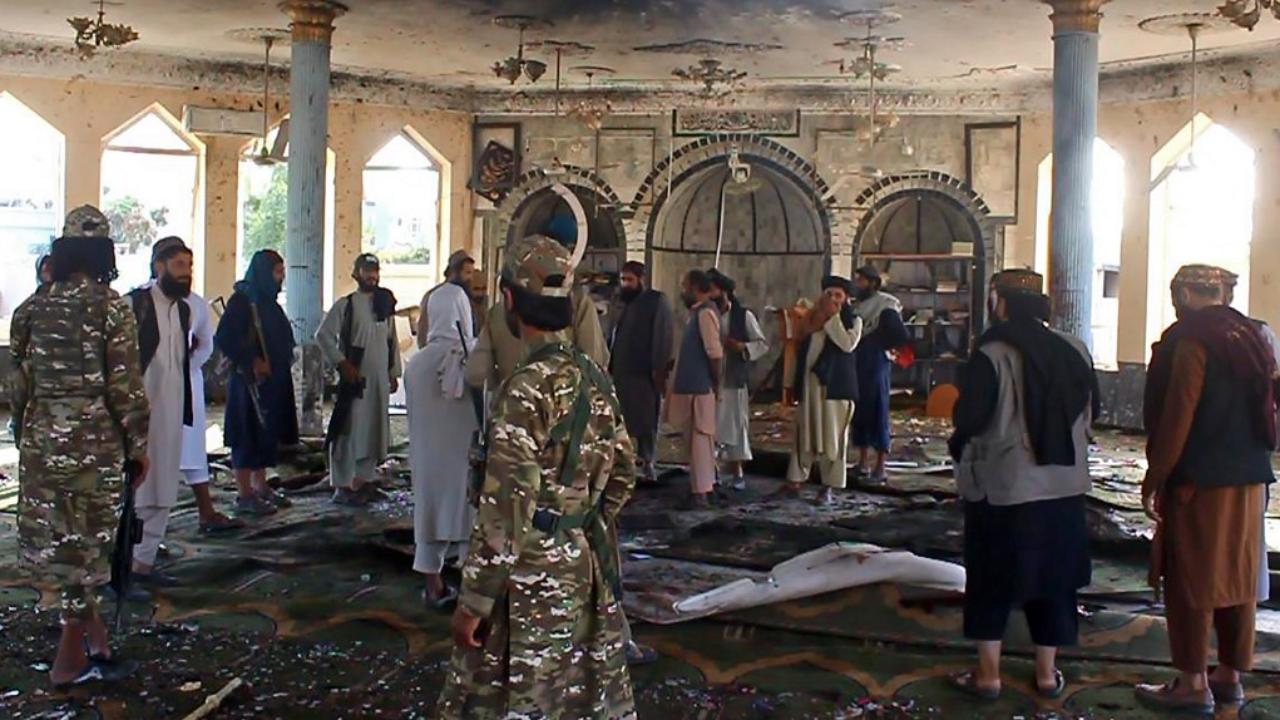 บึมสนั่น มัสยิดอัฟกานิสถาน สังเวยอย่างน้อย 50 ศพ บาดเจ็บกว่า 100 ราย
