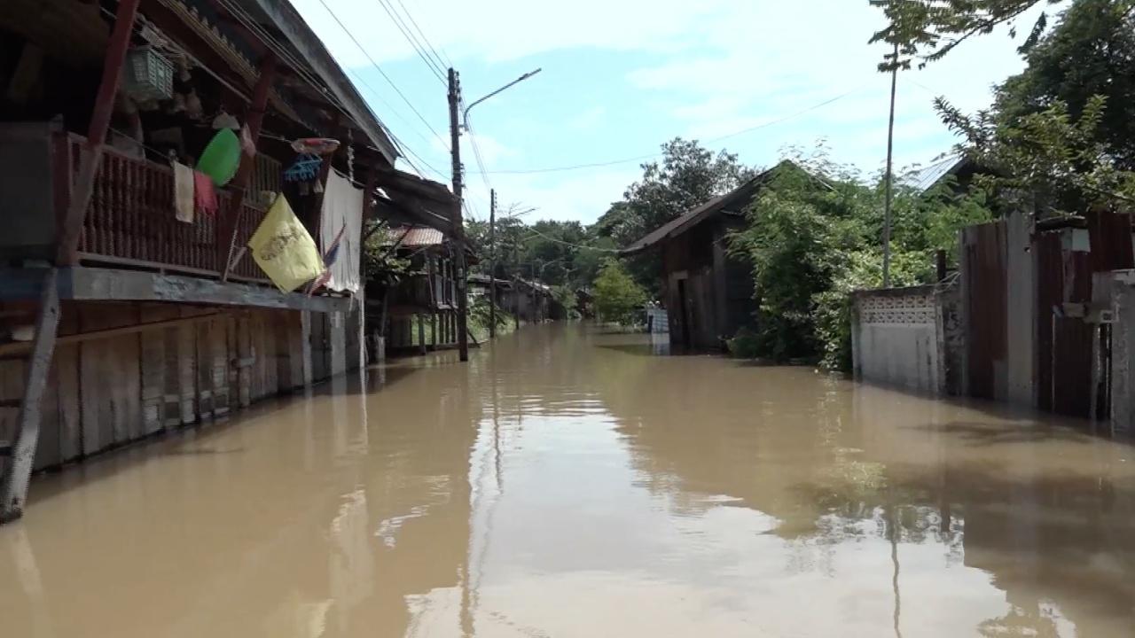 ปราจีนบุรีเตือนเขาใหญ่ฝนตกหนัก อาจมีน้ำท่วมฉับพลัน แนะขนของขึ้นที่สูง