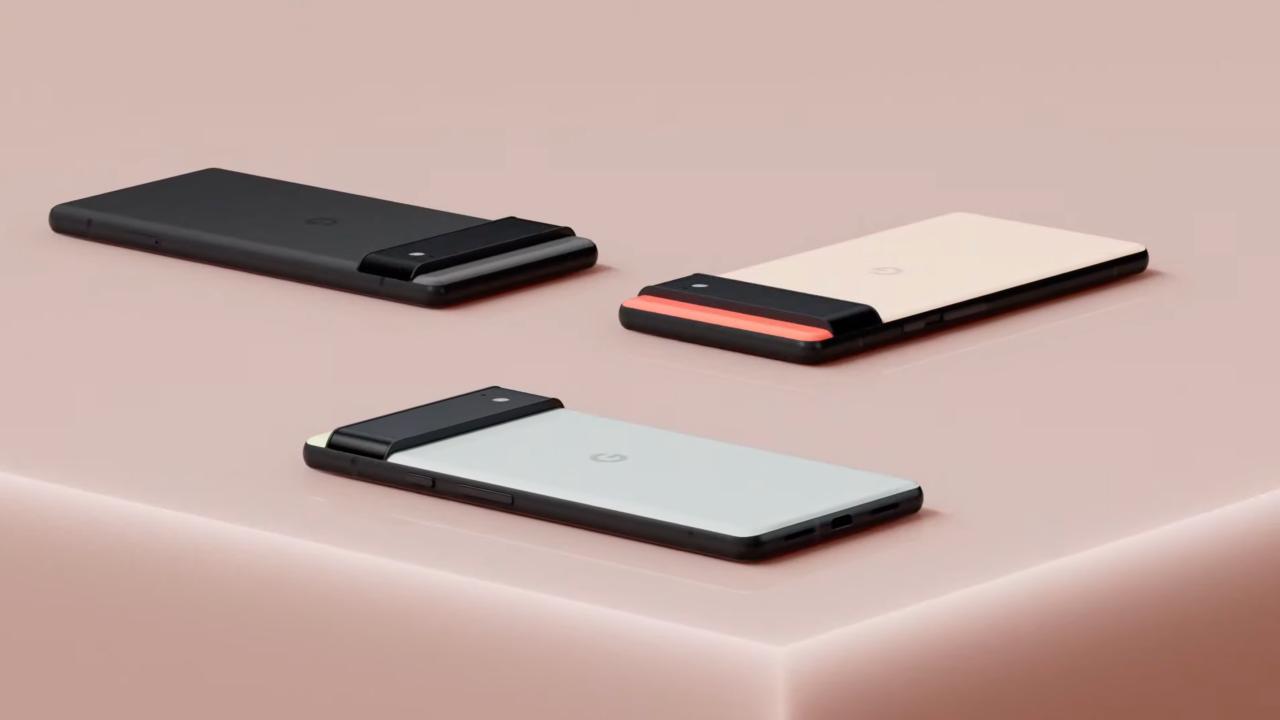 Google ส่งเรือธงรุ่นใหม่ Pixel 6 และ Pixel 6 Pro ชูงานออกแบบรักษ์โลก อัดแน่นฟีเจอร์กล้อง