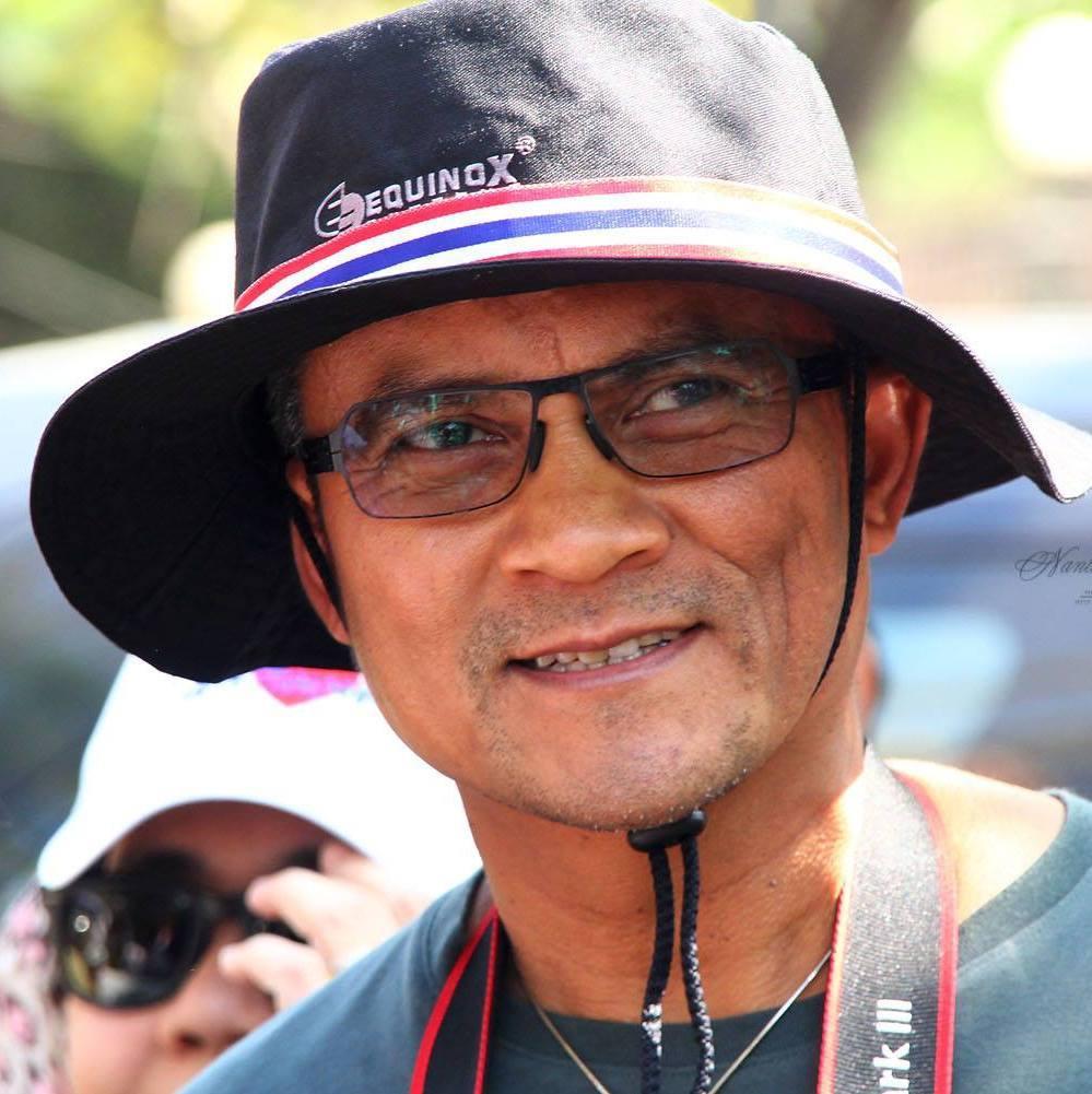 เช็ค สุทธิพงษ์ ขอบคุณภาพจากเฟซบุ๊ก Suthipong Thamawuit