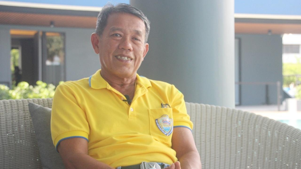 นายปราโมช ร่วมสุข ประธานสถาบันทุเรียนไทย (TDI)