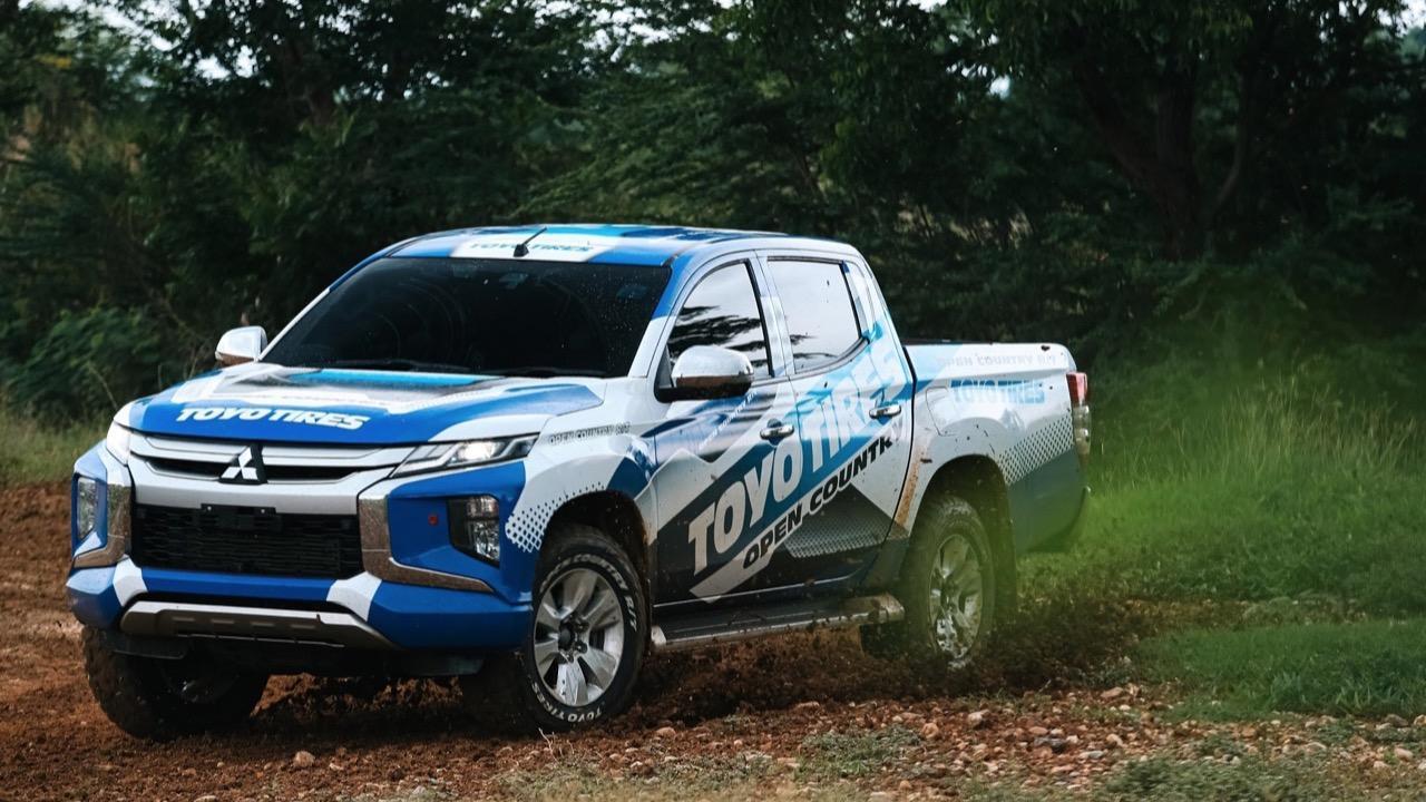 TOYO TIRE เปิดตัวยาง SUV รุ่นใหม่ OPEN COUNTRY R/T 2021