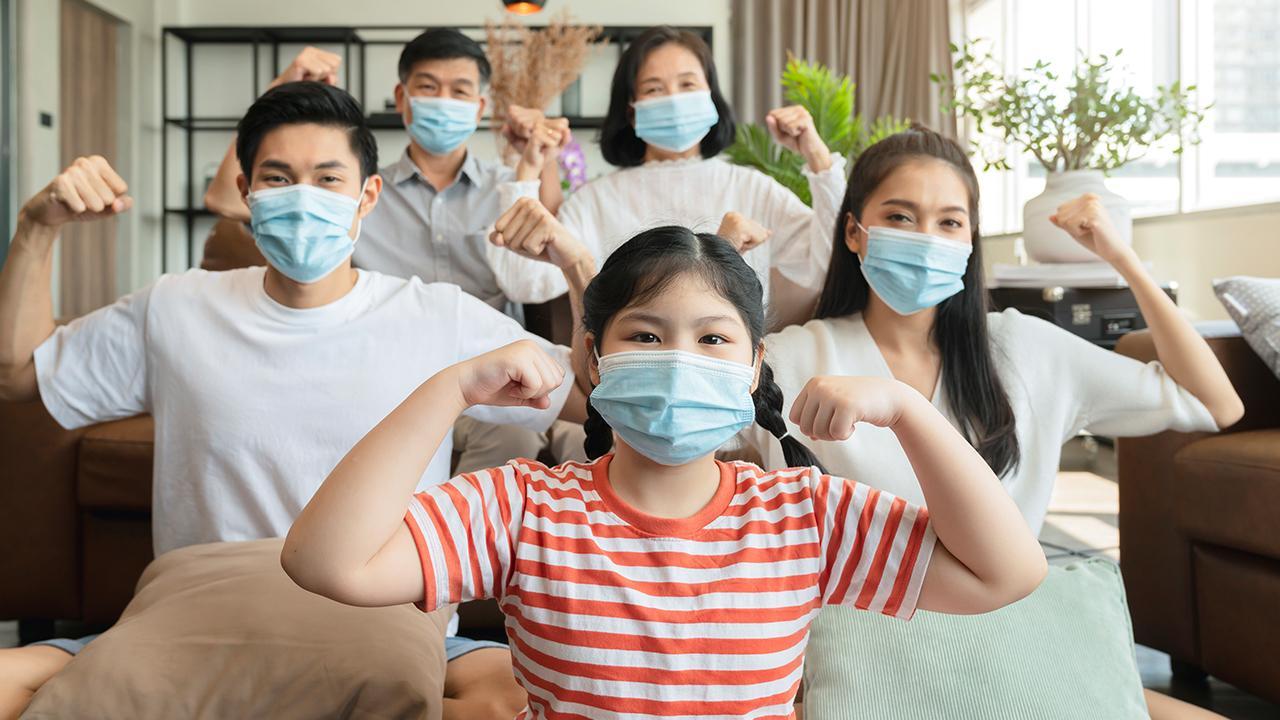 อย่าปล่อยให้อยู่ลำพัง เด็กป่วยโควิด-19 แพร่เชื้อน้อย อาการไม่รุนแรง