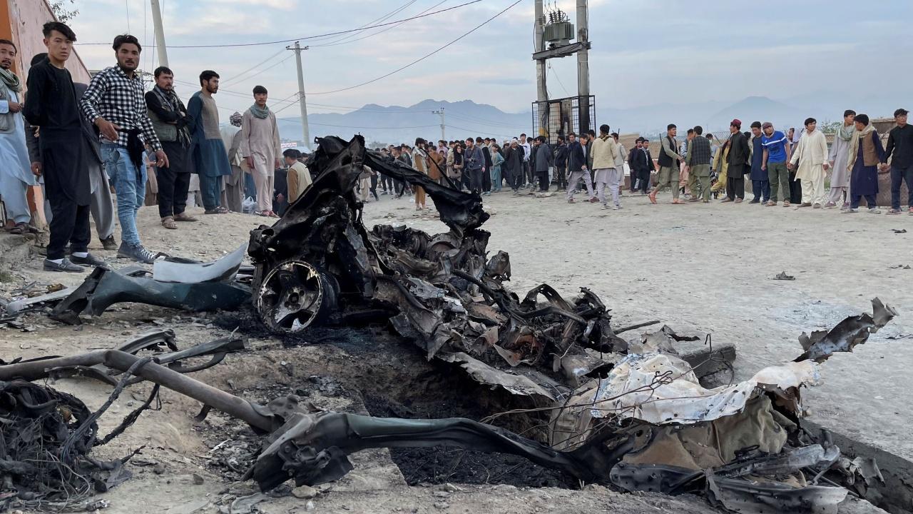 อัฟกานิสถานช็อก ระเบิดใกล้ ร.ร.สตรีคาบูล ดับอื้อ 30 ศพ เจ็บอีกครึ่งร้อย