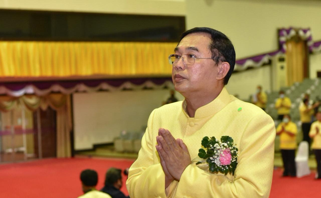 อนุชา นาคาศัย รัฐมนตรีประจำสำนักนายกรัฐมนตรี
