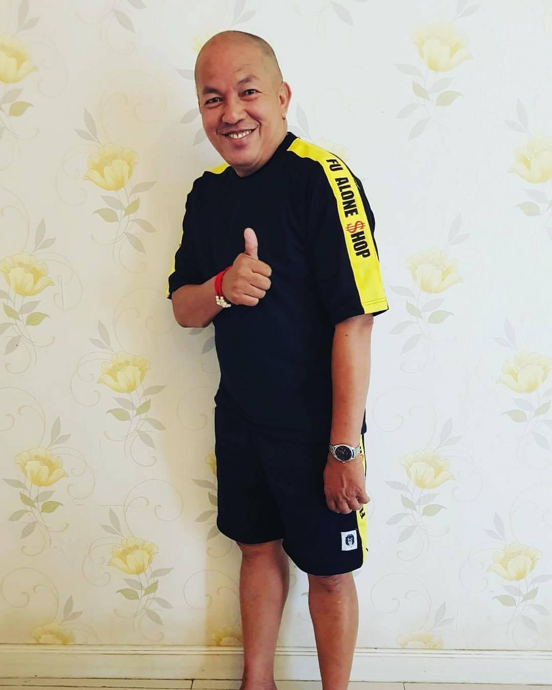 หนุ่ม กรรชัย ขอบคุณภาพจากไอจี @kanchai