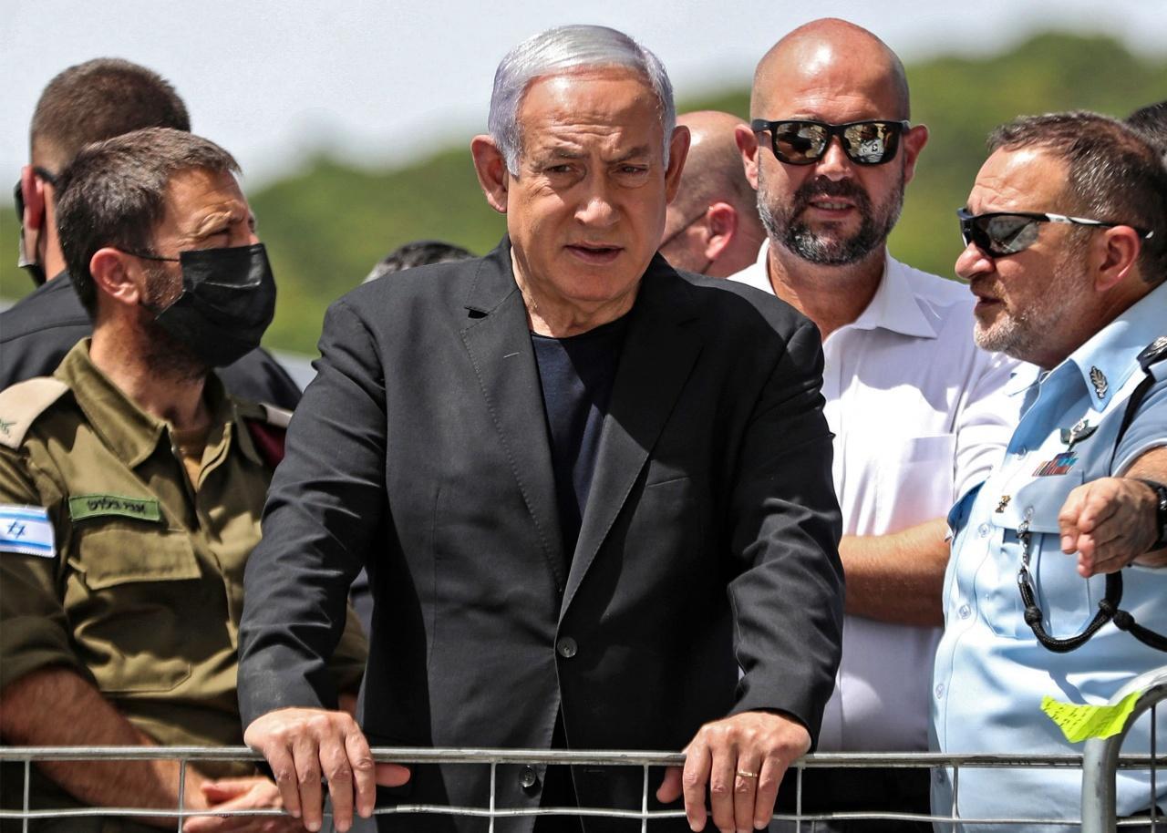 เบนจามิน เนทันยาฮู นายกรัฐมนตรีอิสราเอล