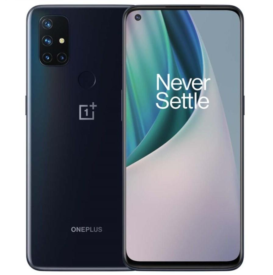 มือถือ 5G : OnePlus Nord N10 5G