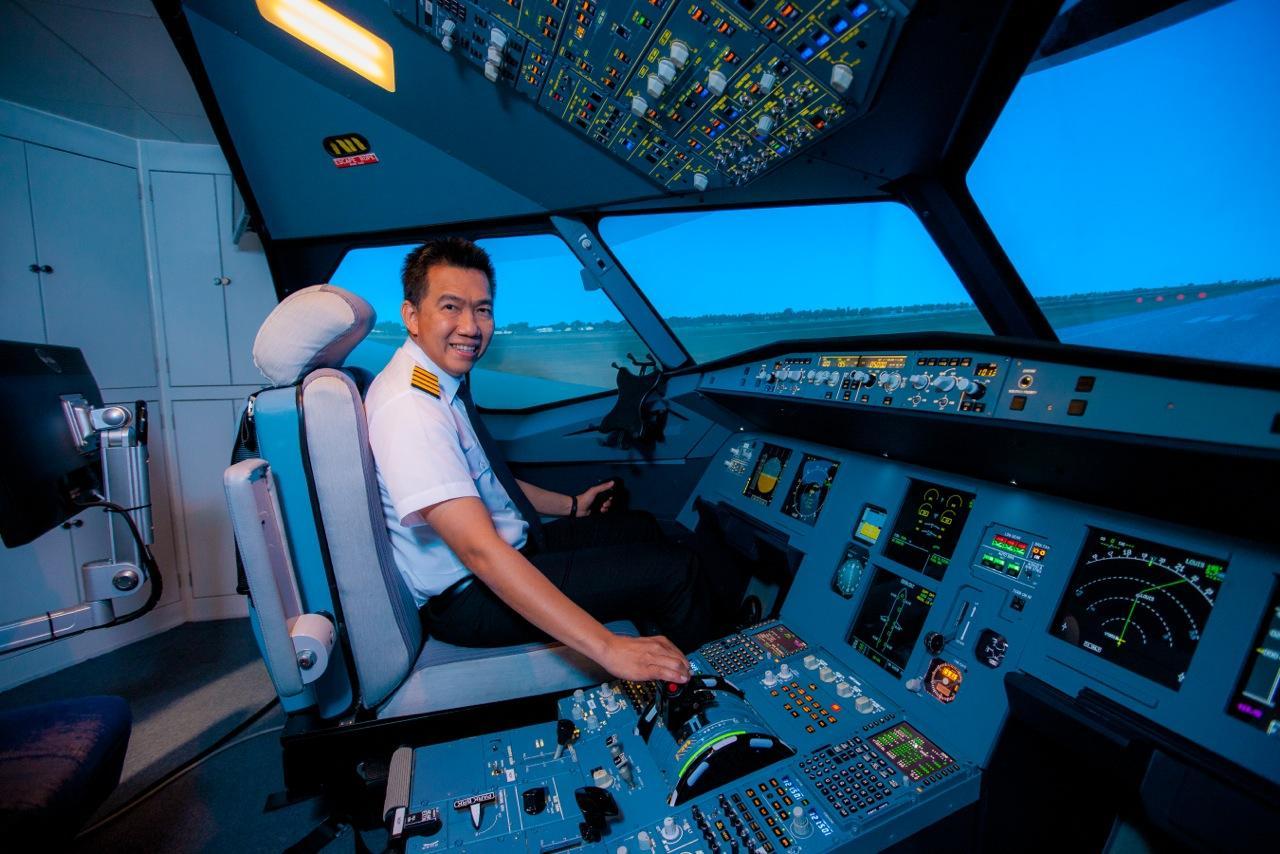 กัปตันปิยะ ตรีกาลนนท์ ซีอีโอ บีเอซี ตัดสินใจลดต้นทุน 70% เพื่อประคองธุรกิจให้อยู่ได้ 3 ปี รอวันธุรกิจการบินฟื้นตัว