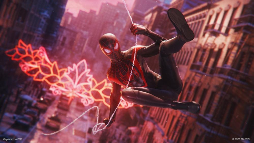 เกม Spider-Man: Miles Morales