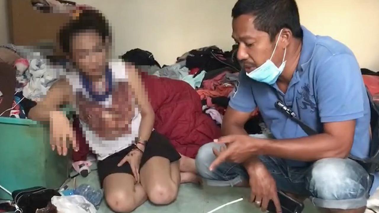 ตำรวจหาดใหญ่ รวบเอเย่นต์ยาสาว พบเสพยาบ้าแล้วดีด ไม่หลับไม่นอน 3 วันติด