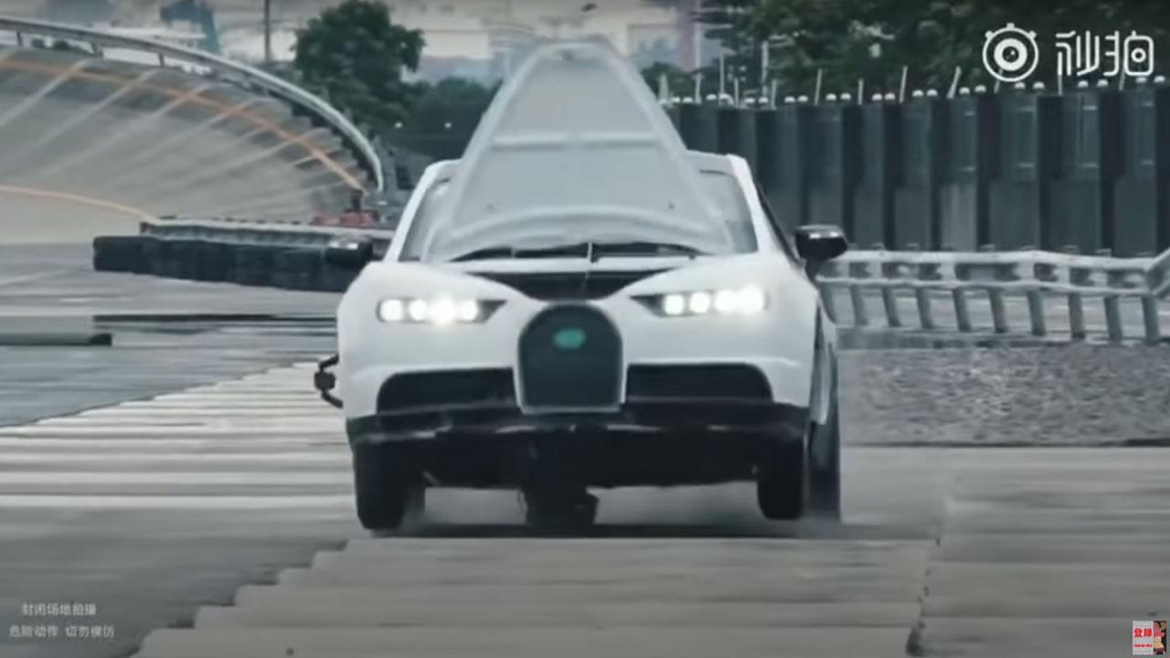 ฮาน้ำตาเล็ด ชมรายการรถจีน ทดสอบอย่างโหด!