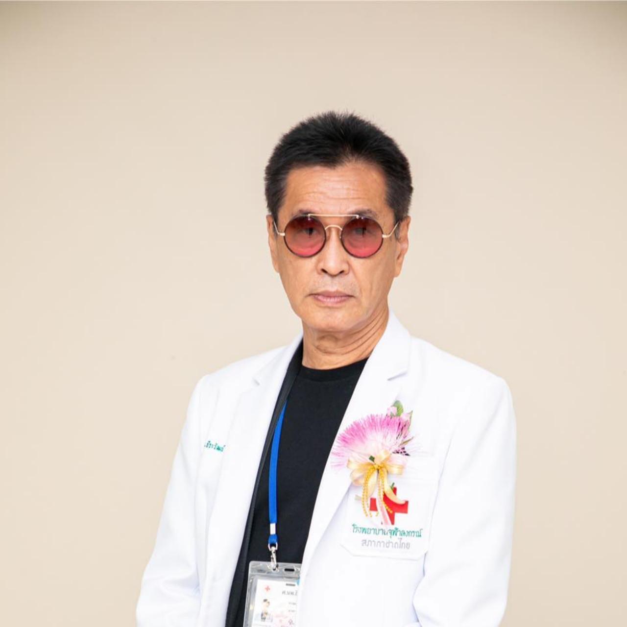 ศ.นพ.ธีระวัฒน์ เหมะจุฑา ผู้อำนวยการศูนย์วิทยาศาสตร์สุขภาพโรคอุบัติใหม่ โรงพยาบาลจุฬาลงกรณ์ สภากาชาดไทย