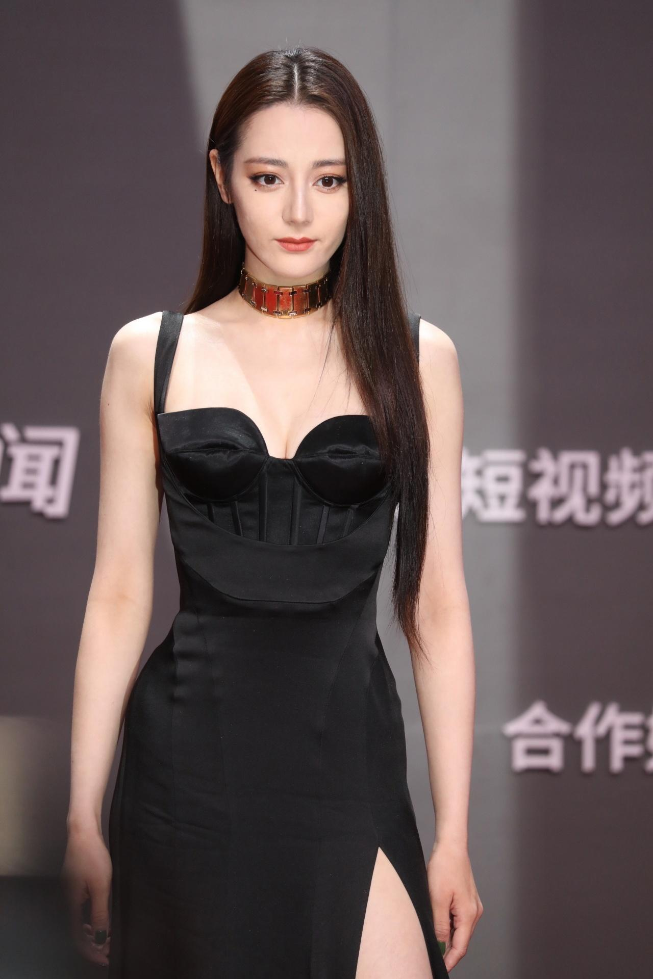 ตี๋ลี่เร่อปา นักแสดงหญิงชาวจีนเชื้อสายอุยกูร์