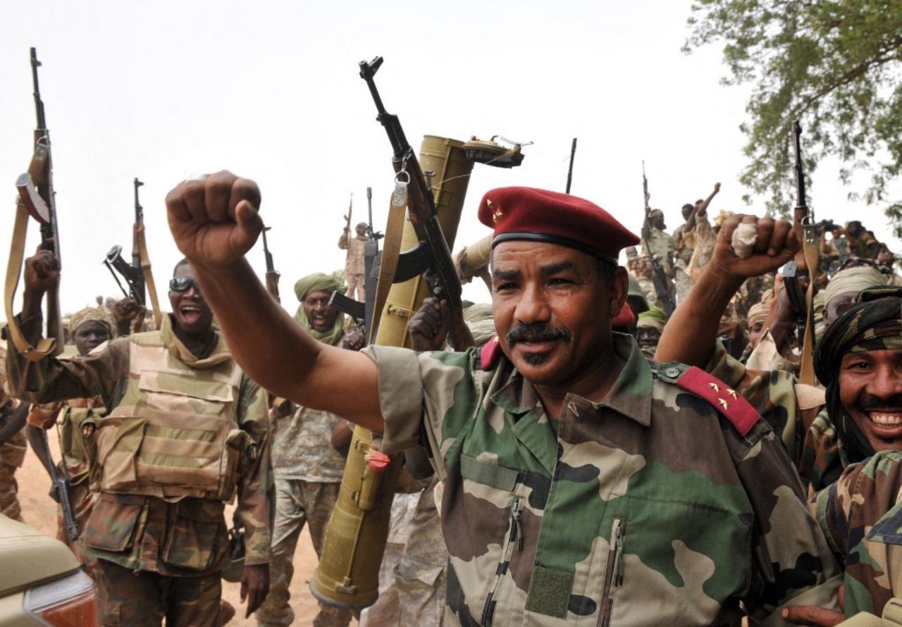 กองทัพชาดเป็นกำลังหลักในการต่อสู้กับกลุ่มติดอาวุธในแอฟริกาตะวันตก