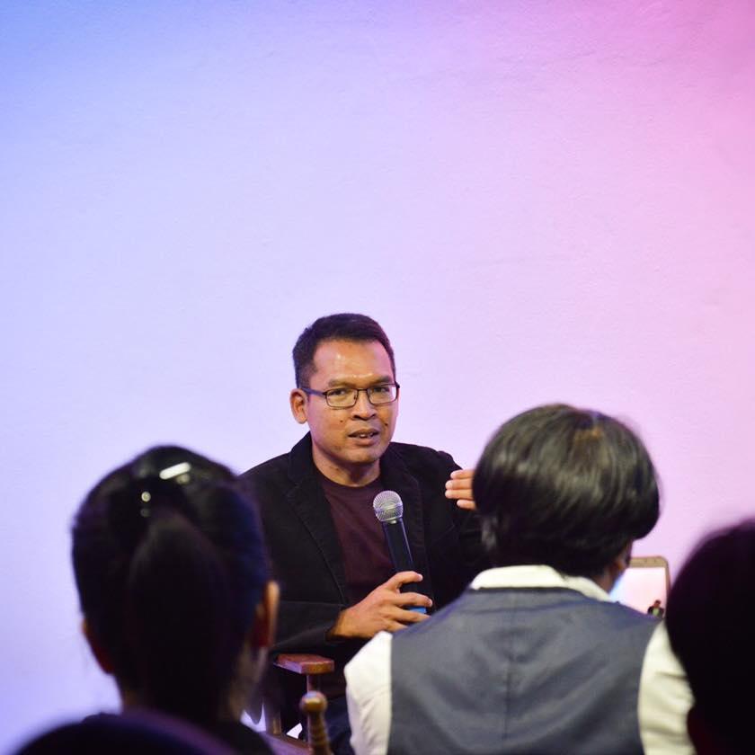 ภาณุ อารี หนึ่งในผู้อยู่เบื้องหลังการจัดหาหนังต่างประเทศมาฉายให้คนไทยชม