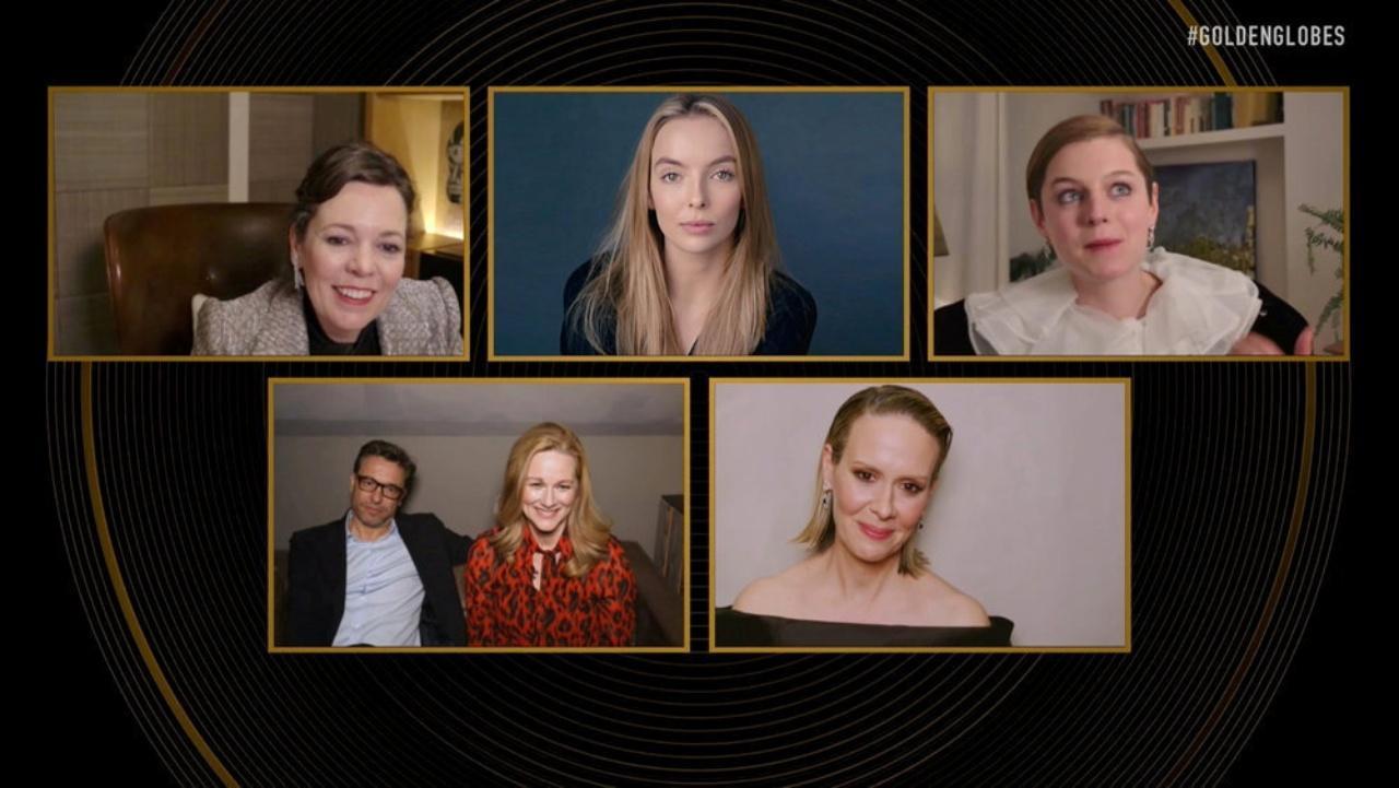 นาทีลุ้นระทึก : ผู้ได้รับการเสนอชื่อชิงรางวัลลูกโลกทองคำ 2021 สาขานักแสดงนำหญิงยอดเยี่ยม ประเภทโทรทัศน์