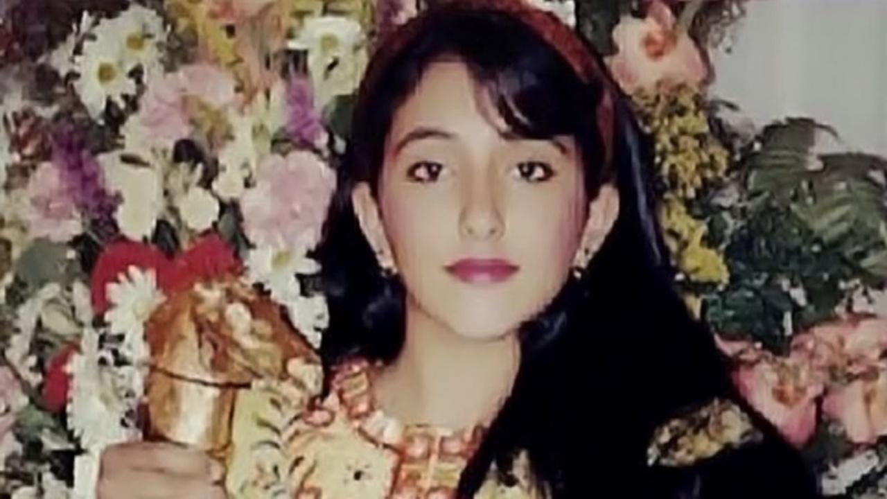 ภาพเจ้าหญิงชามซา เมื่อ 20 ปีก่อน