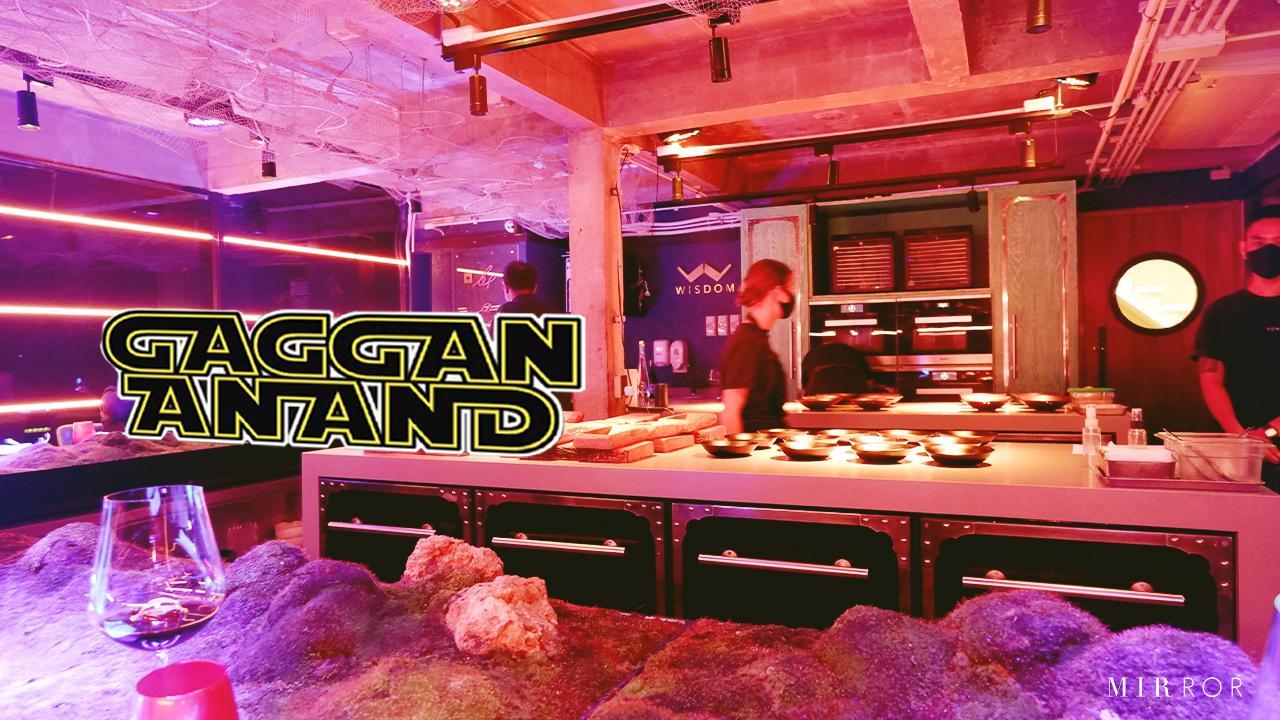 ยก Star Wars มาไว้บนจานกับ Fine Dining  สุดหรู จากเชฟชื่อดัง Gaggan