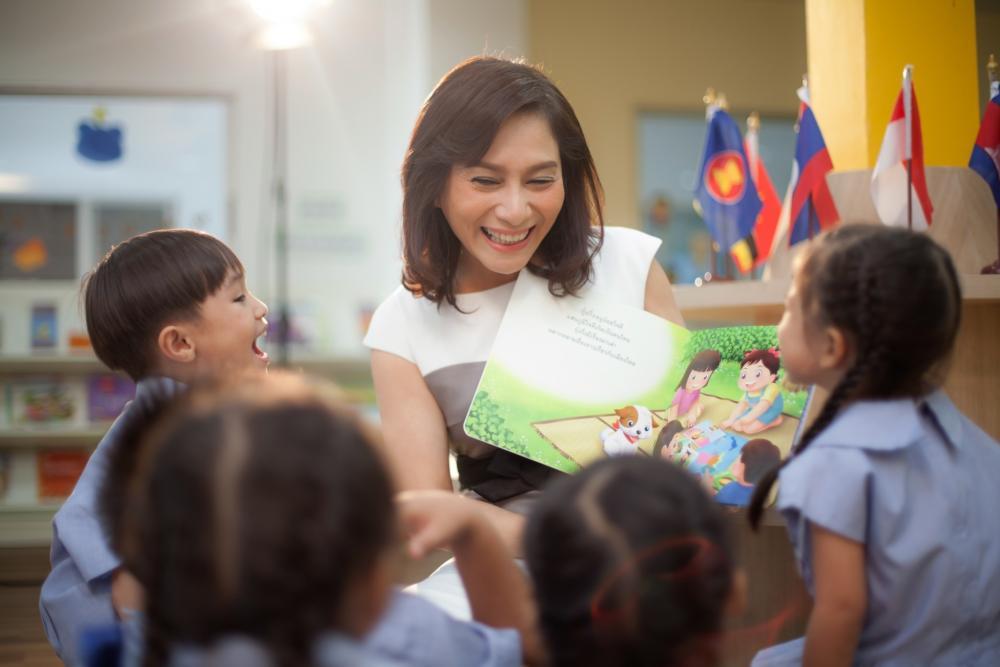 ดร.พัชรี ทรัพย์ทวีพร ผู้อำนวยการโรงเรียนประสานมิตร ลำลูกกา คลอง 2 จ.ปทุมธานี