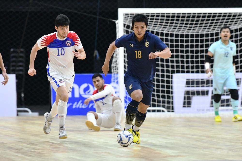 ภาพจาก : สมาคมฟุตบอลแห่งประเทศไทย