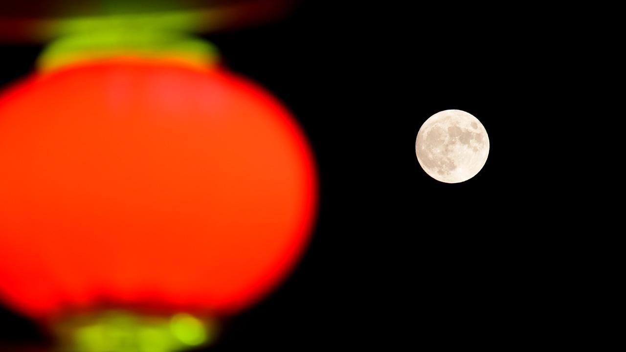 คาถาสวดไหว้พระจันทร์ 21 ก.ย. ฉบับ อ.คฑา เพิ่มพลังบวก รับพลังรัก