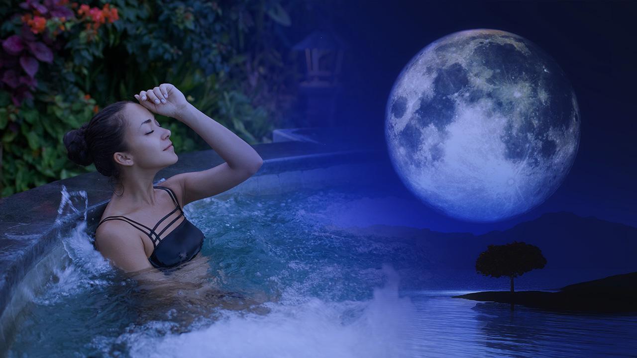 อาบแสงจันทร์ เปิดเคล็ดลับเสริมเสน่ห์ให้ตัวเอง ในวันไหว้พระจันทร์ 64