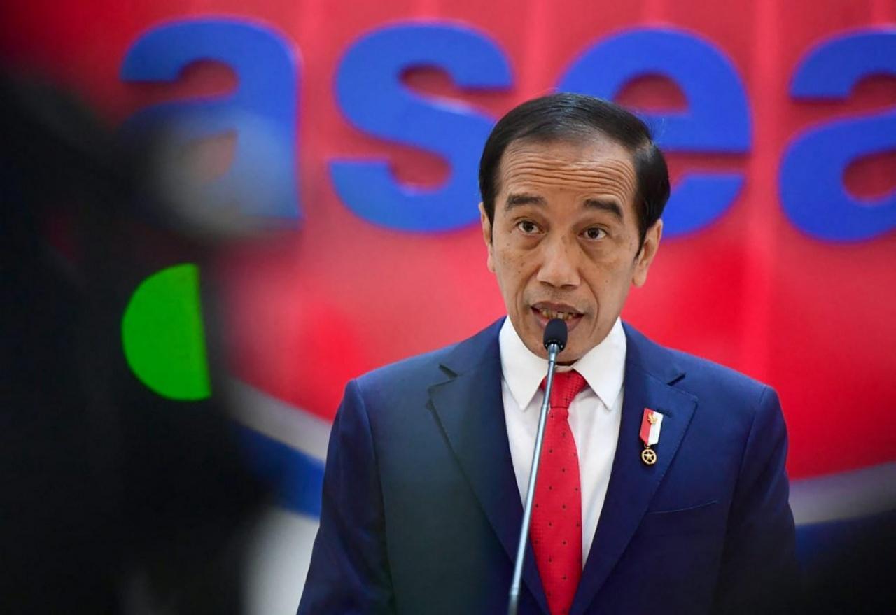โจโก วิโดโด ประธานาธิบดีอินโดนีเซีย