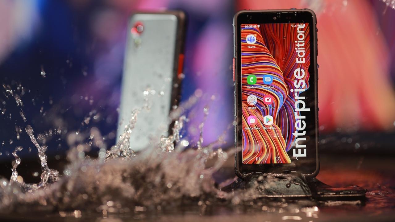 Samsung เปิดตัว Galaxy XCover 5 มือถือเปลี่ยนแบต-ทำความสะอาดได้ จับตลาดคนทำงานภาคสนาม