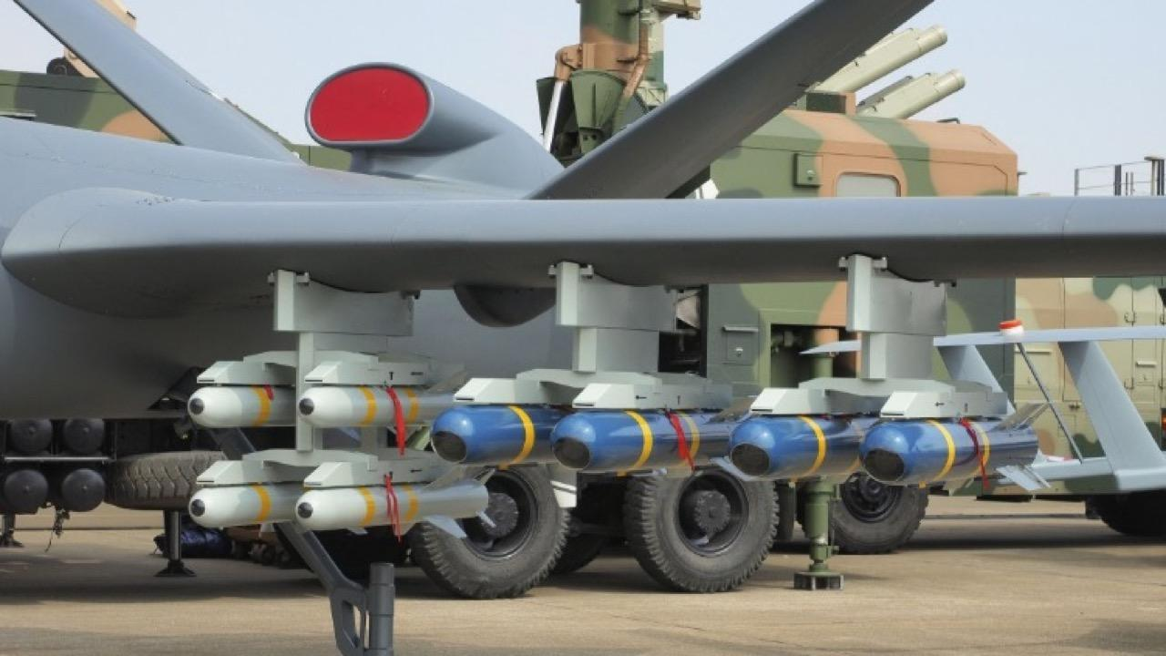 โดรนพิฆาต CH-5 UAV อากาศยานรบไร้คนขับของกองทัพจีน