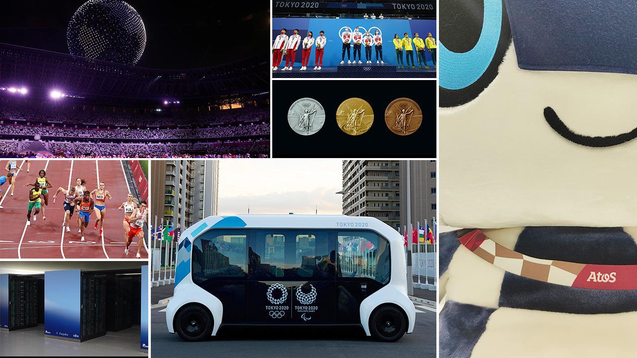 รวมสุดยอดเทคโนโลยีโอลิมปิก 2020 จากโดรน จนถึงซูเปอร์คอมพิวเตอร์ที่ไม่ธรรมดา