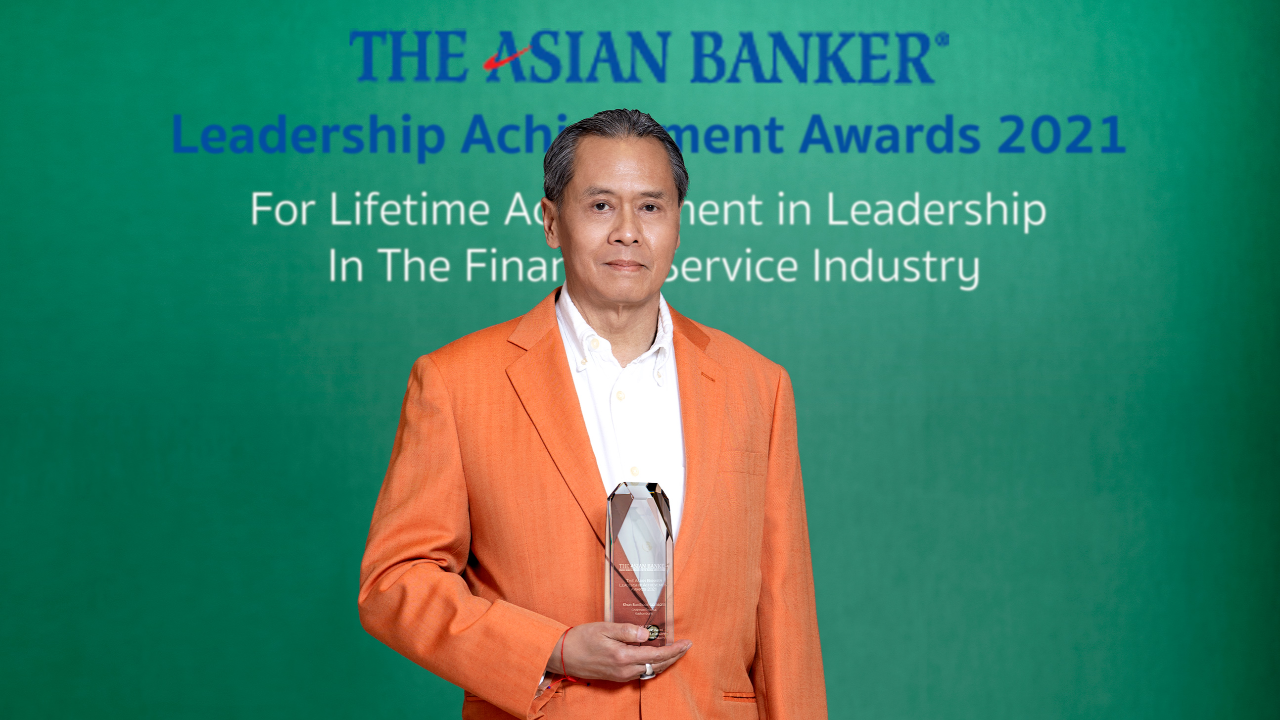 """รอบรั้วการตลาด : The Asian Banker ยก """"บัณฑูร ล่ำซำ"""" ผู้นำการเงินเอเชีย"""