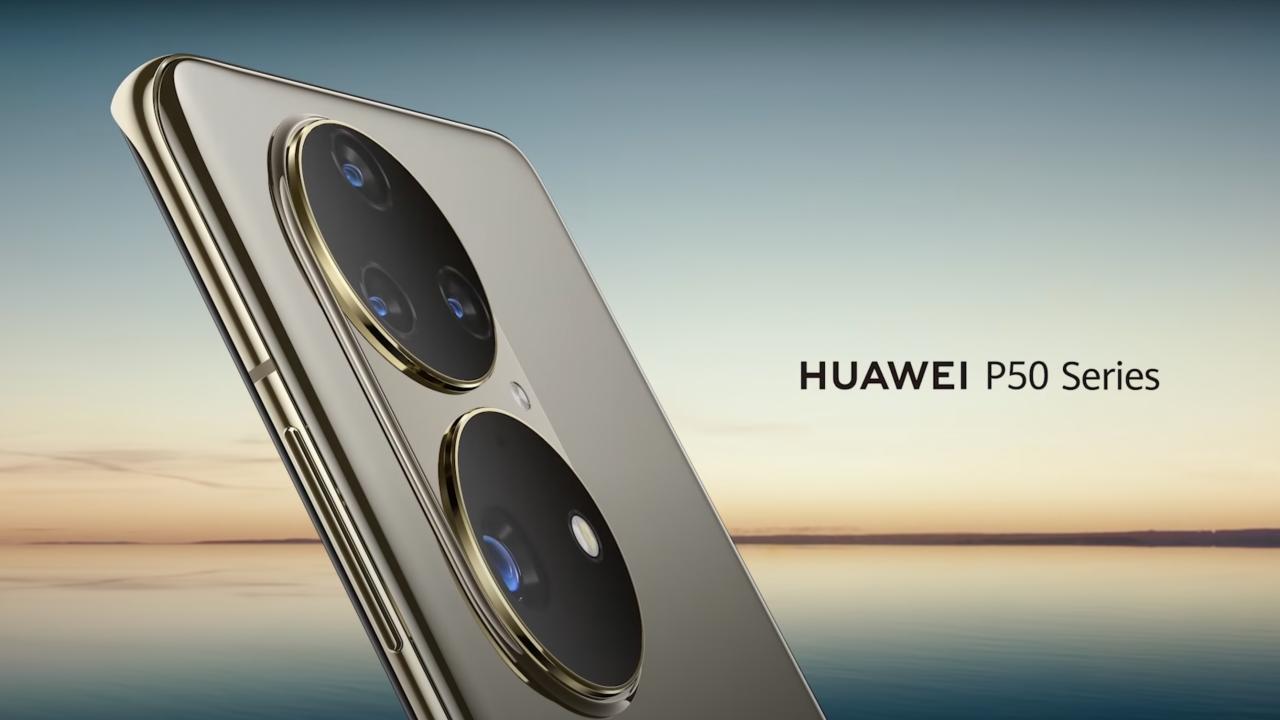 เปิดตัว Huawei P50 เรือธงจาก Huawei ใช้ชิป Snapdragon 888 ไม่มี Google Apps