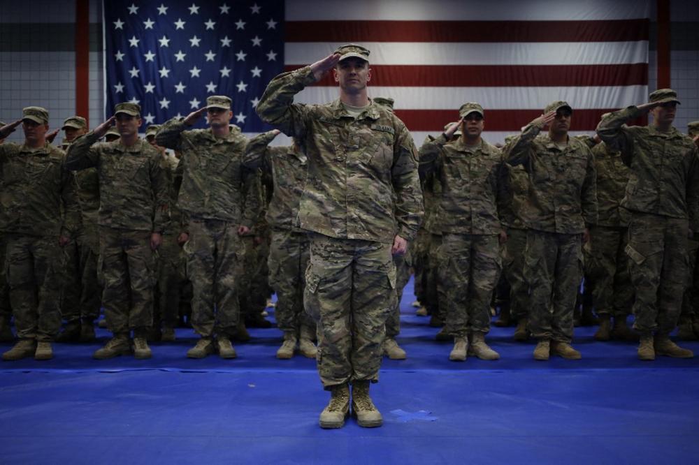 สหรัฐฯ กำลังดำเนินการถอนทหารออกจากอัฟกานิสถาน