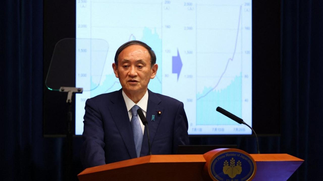 ญี่ปุ่นเตรียมขยายภาวะฉุกเฉินอีก 8 จังหวัด หวั่นคุมโควิดไม่อยู่