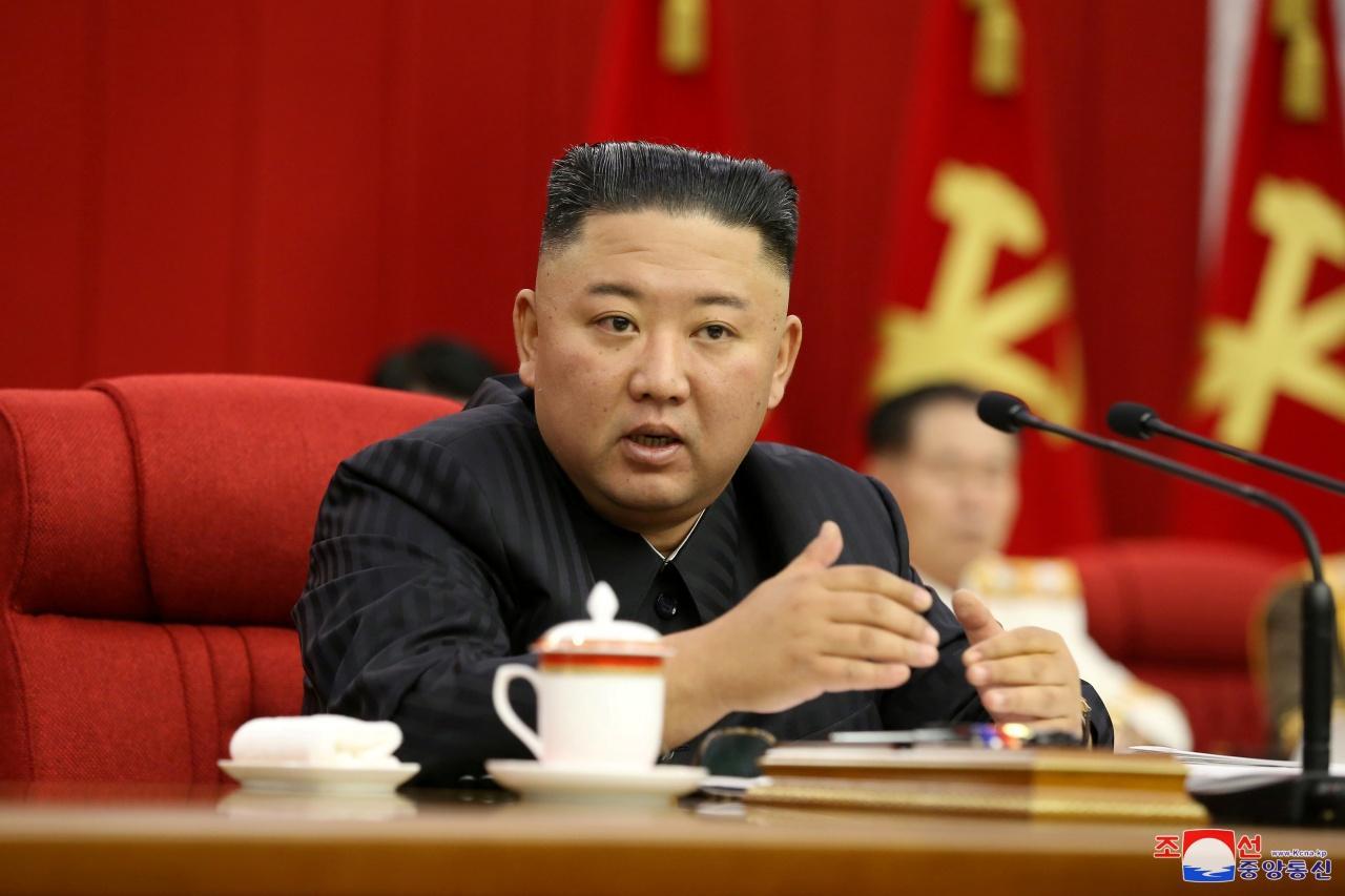 คิม จอง อึน ผู้นำเกาหลีเีหนือดูผอมลงถนัดตา