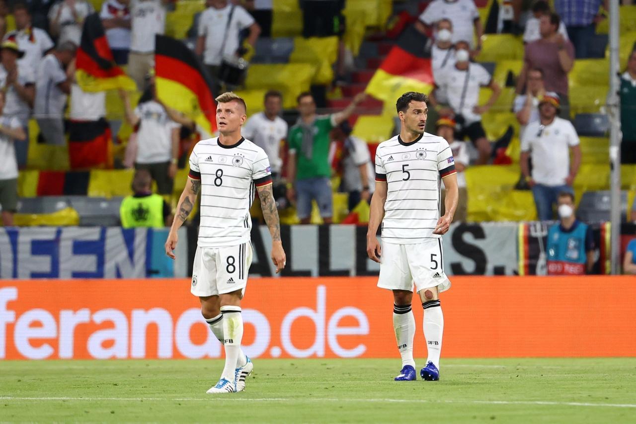 ทีมชาติเยอรมนีและอาดิดาส อยู่ด้วยกันจนยากจะแยกจากกัน
